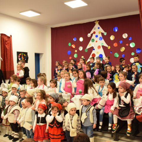 Fiesta de Navidad Infantil 2018